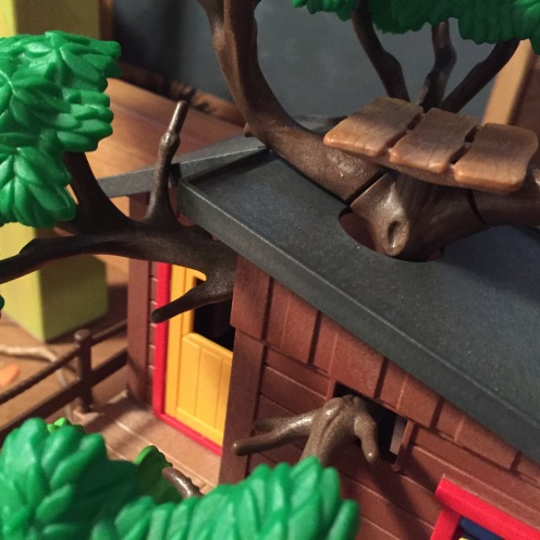 Playmobil-Baumhaus