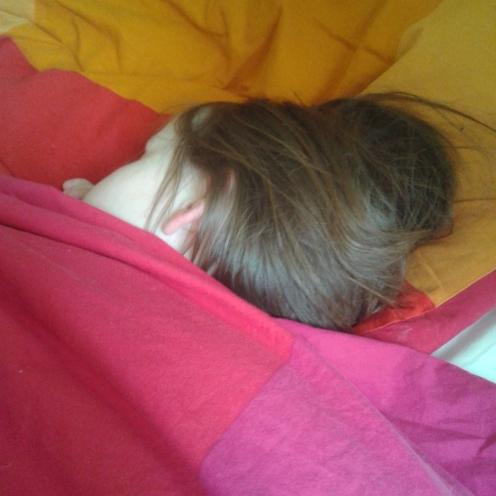 Schlaf ist gesund ...