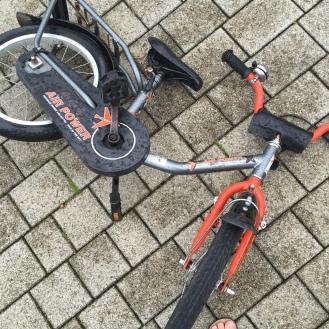 Fahrrad (KM).
