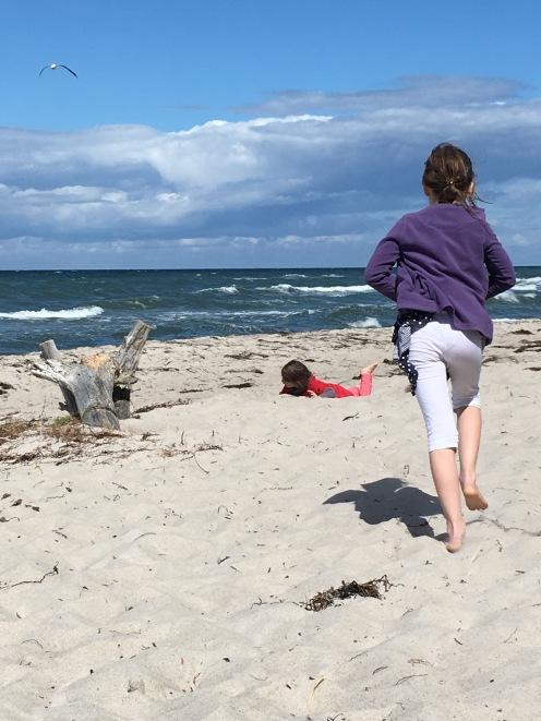 Im Sand IV