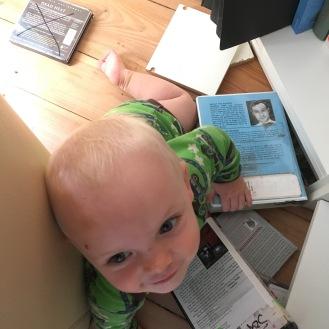 Ausräume-Kind