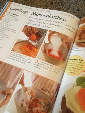 Lieblings-Möhrenkuchen