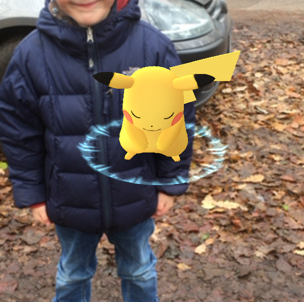 Pikachu I