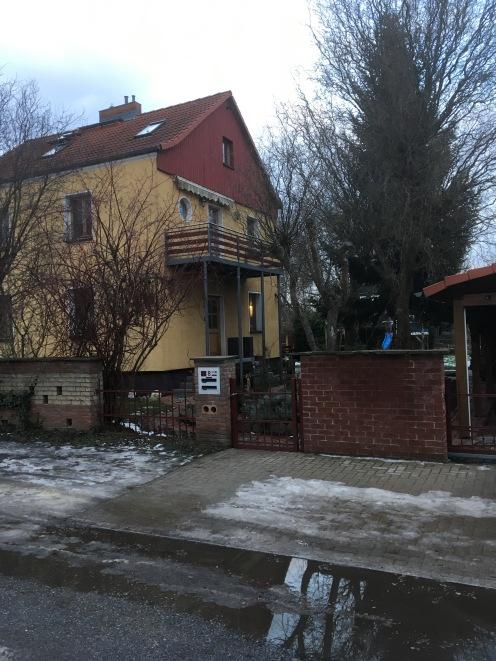 5. Berlin. Balkon I
