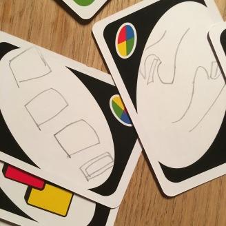 Uno-Karten II
