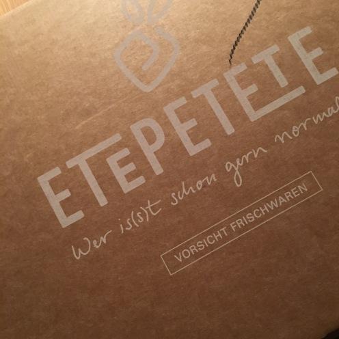 Etepetete-Box: Außen...
