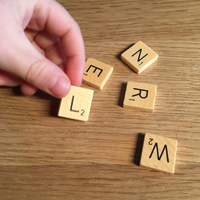Buchstaben II