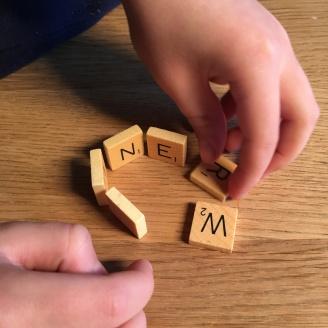 Buchstabenkreis I