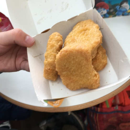Nuggets.