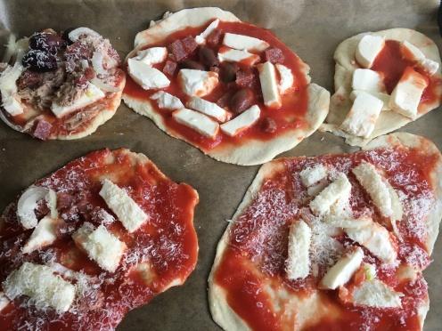 Pizza I