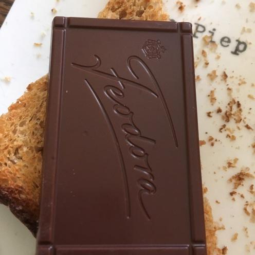 Schokolade zum Frühstück