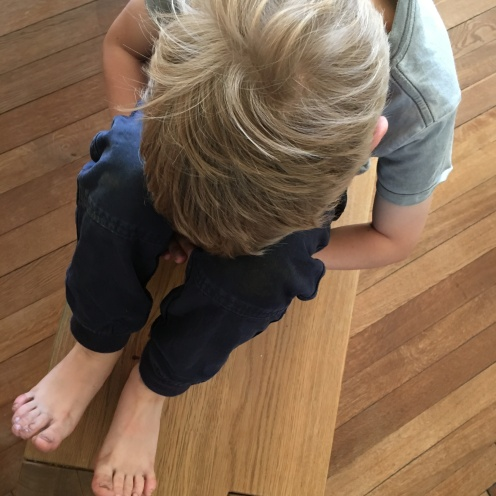 Dreckige Füße I
