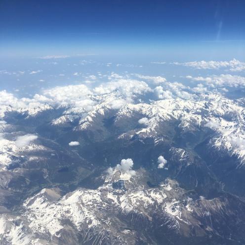 Alpen.