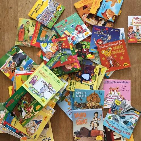 Pixi-Bücher I