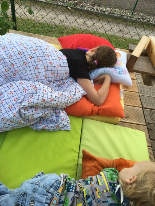 Nachmiittagsschlaf I