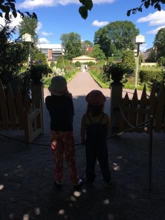 Linnés Garten I