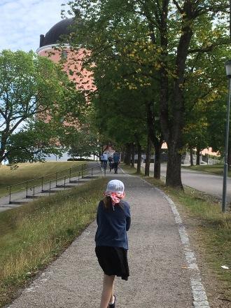 Uppsala Schloss