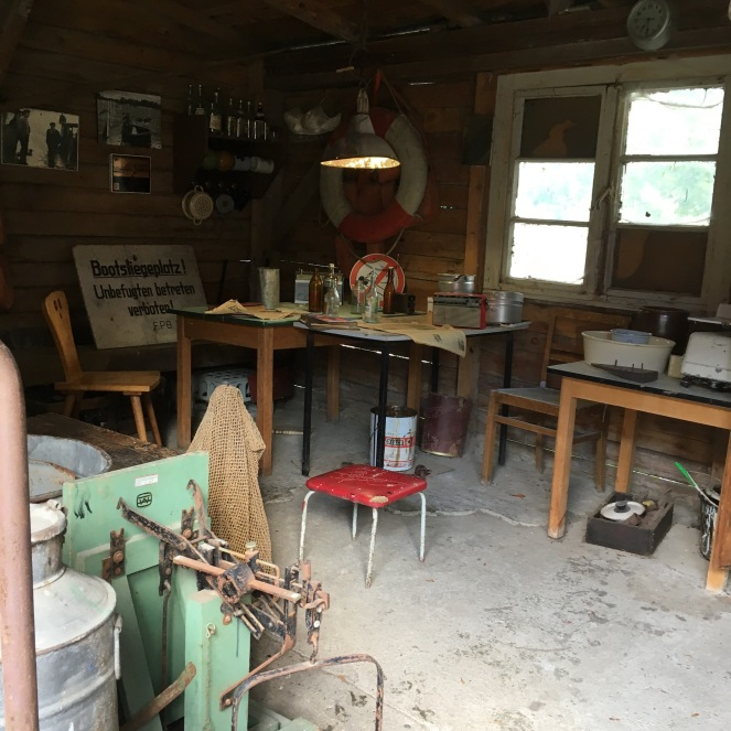 Fischerhütte im Nautineum I