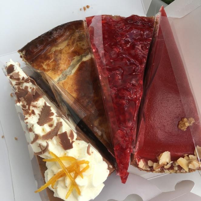 Kuchen...