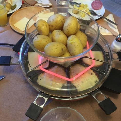 Raclette I