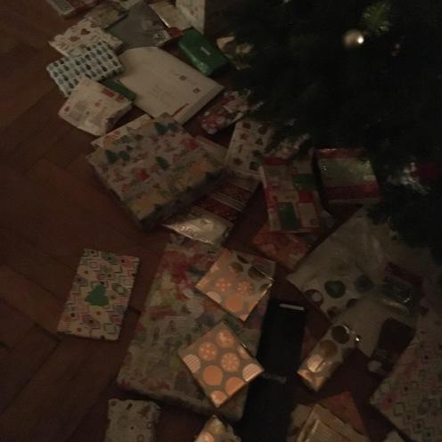 Mehr Geschenke...
