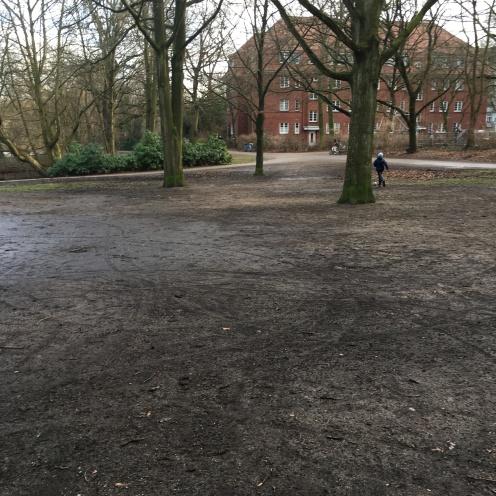 Fußball im Park II