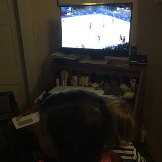 Eishockey, Olympia.