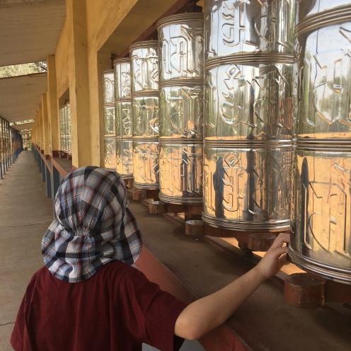 Gebetesmühlen I