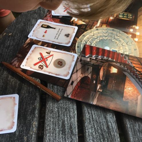 EXIT-Spiel III