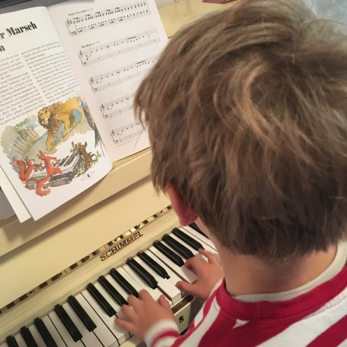 Klavier I