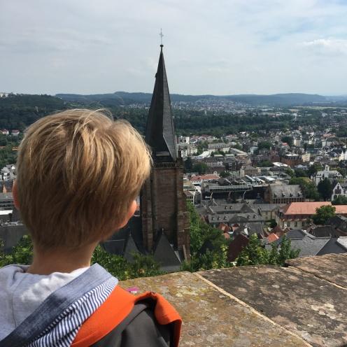 Blick vom Schlossberg II
