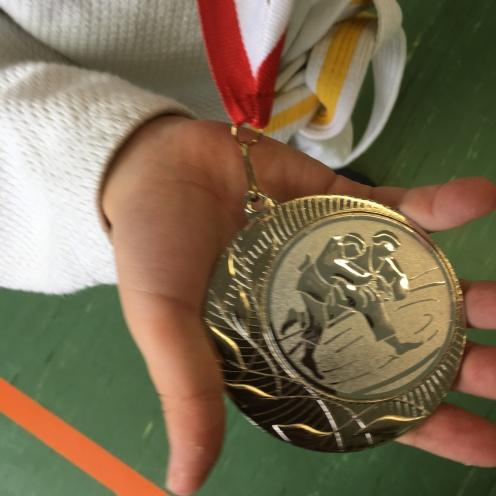 Silbermedaille!