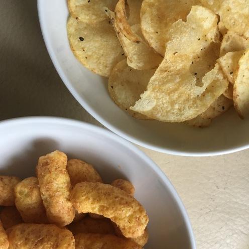 Chips & Flips.