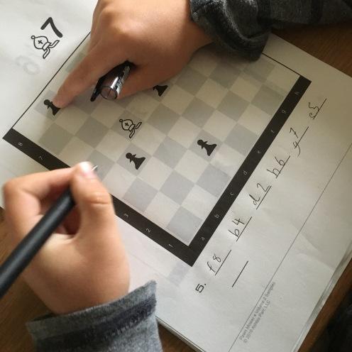 Schachübung I