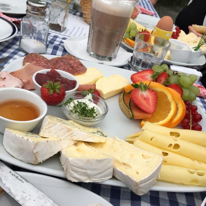 Frühstück I