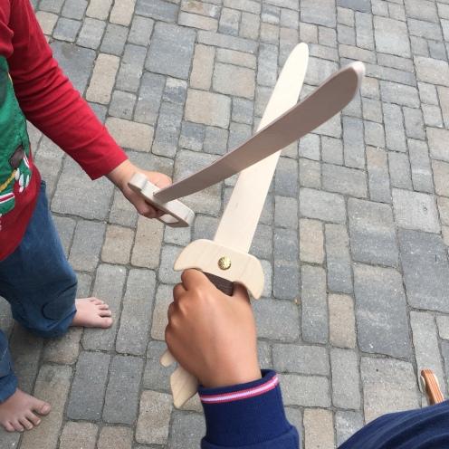 Schwertkampf I
