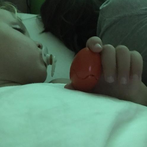 Schlafendes Ei