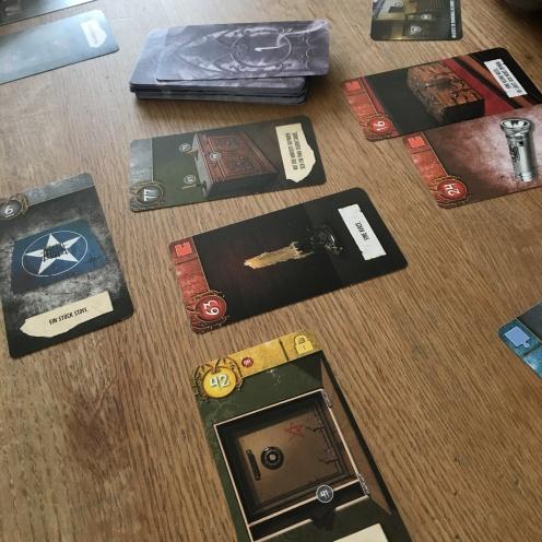 Unlock-Spiel I