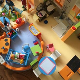 Kinderzimmer.