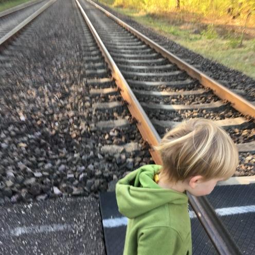 Kein Zug.