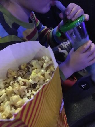 Popcorn, Slushi