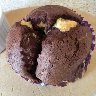 Dreifach-Muffin.