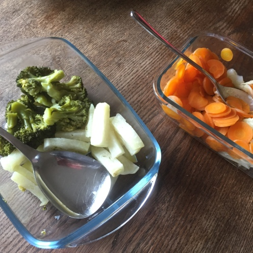Gemüse zum Selberreintun