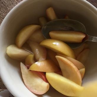Äpfel, kein Mus