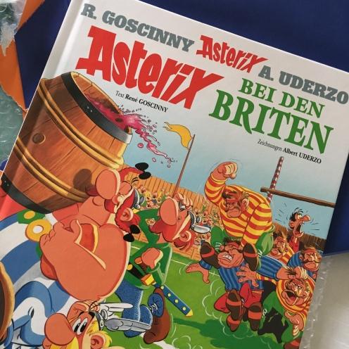 Asterix und der Kimastreik?