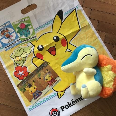 Pokémon-Mitbringsel I