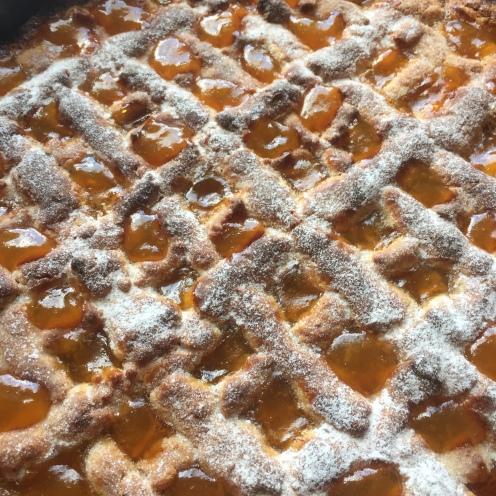 Linzer Kuchen.