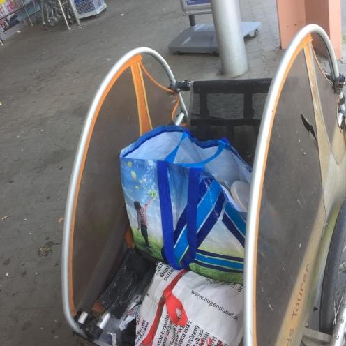 Einkauf, ohne Eis II