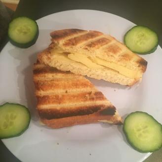 Käsesandwich I