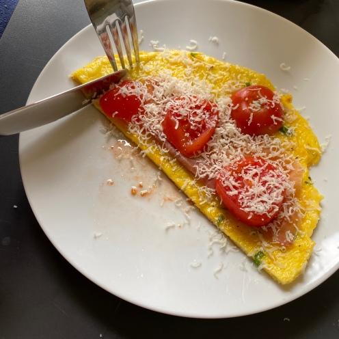 Omelette IV